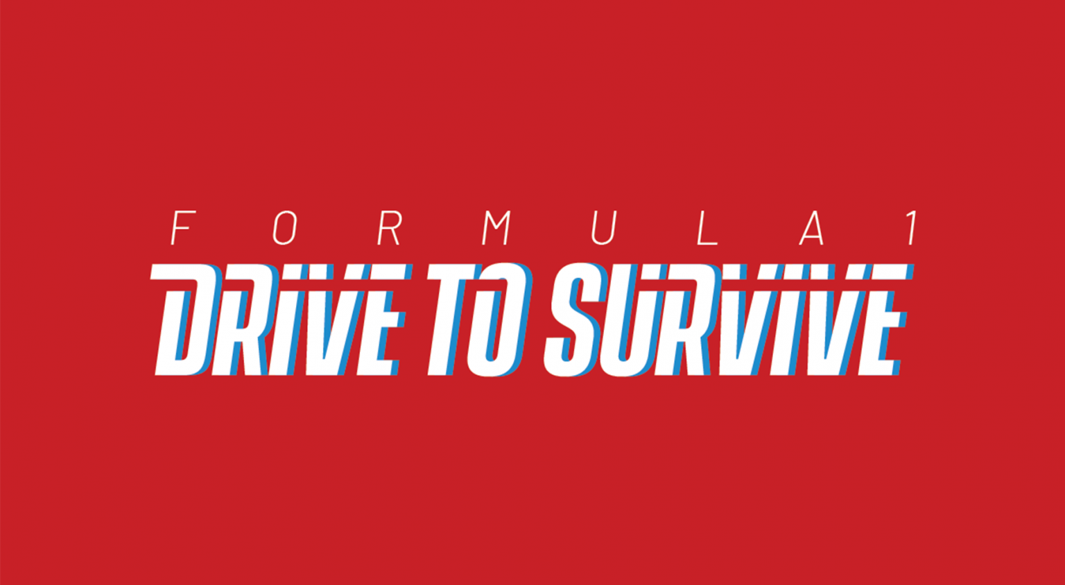 Drive to Survive Title Card